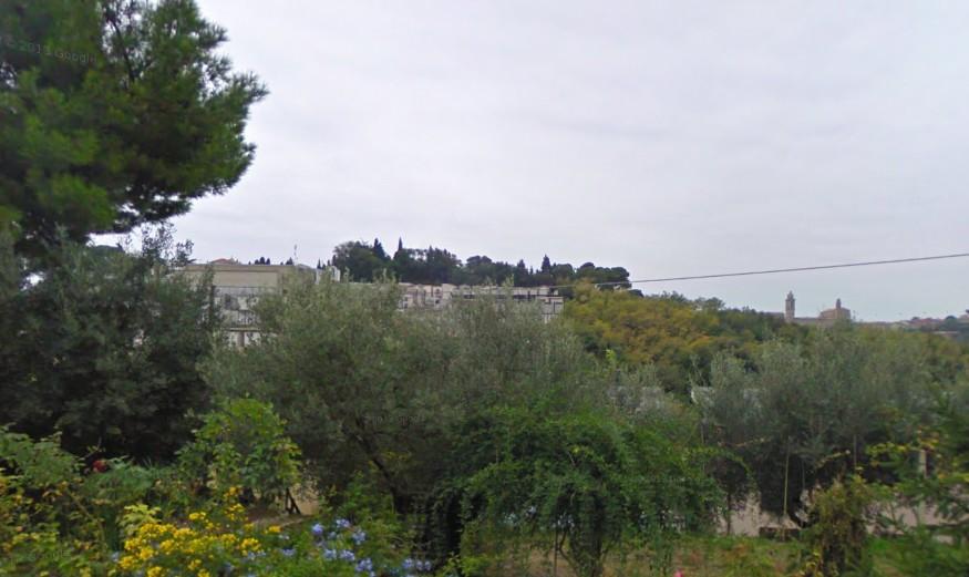 Verde sperimentale al Cimitero per via Spontini