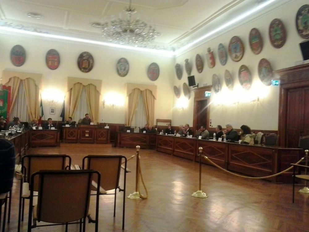 Consiglio Comunale, Lampacrescia annuncia le dimissioni