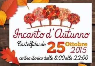 Arriva l`incanto d`autunno...