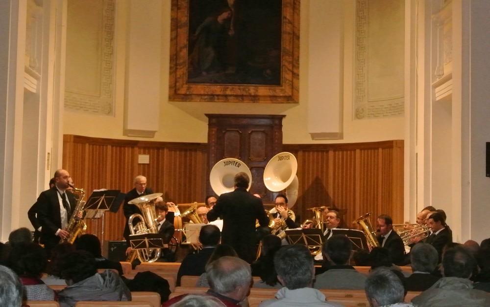 Applausi a Potenza Picena per la Filarmonica