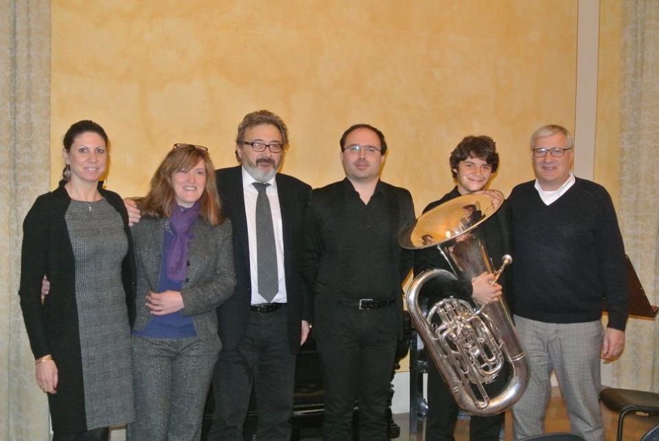 Un concerto per rilanciare l`amicizia con Castelvetro