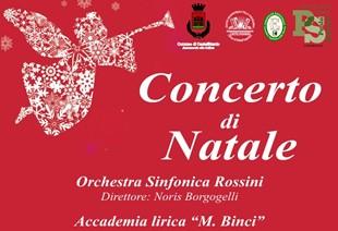 Concerto di Natale sabato in Collegiata