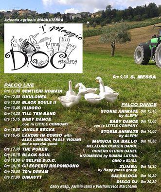 Doc Festival, il I maggio di origine castellana