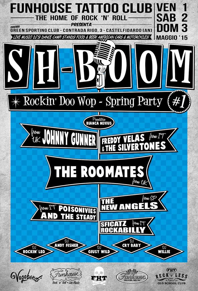 Festival Sh-boom al Green Sporting club