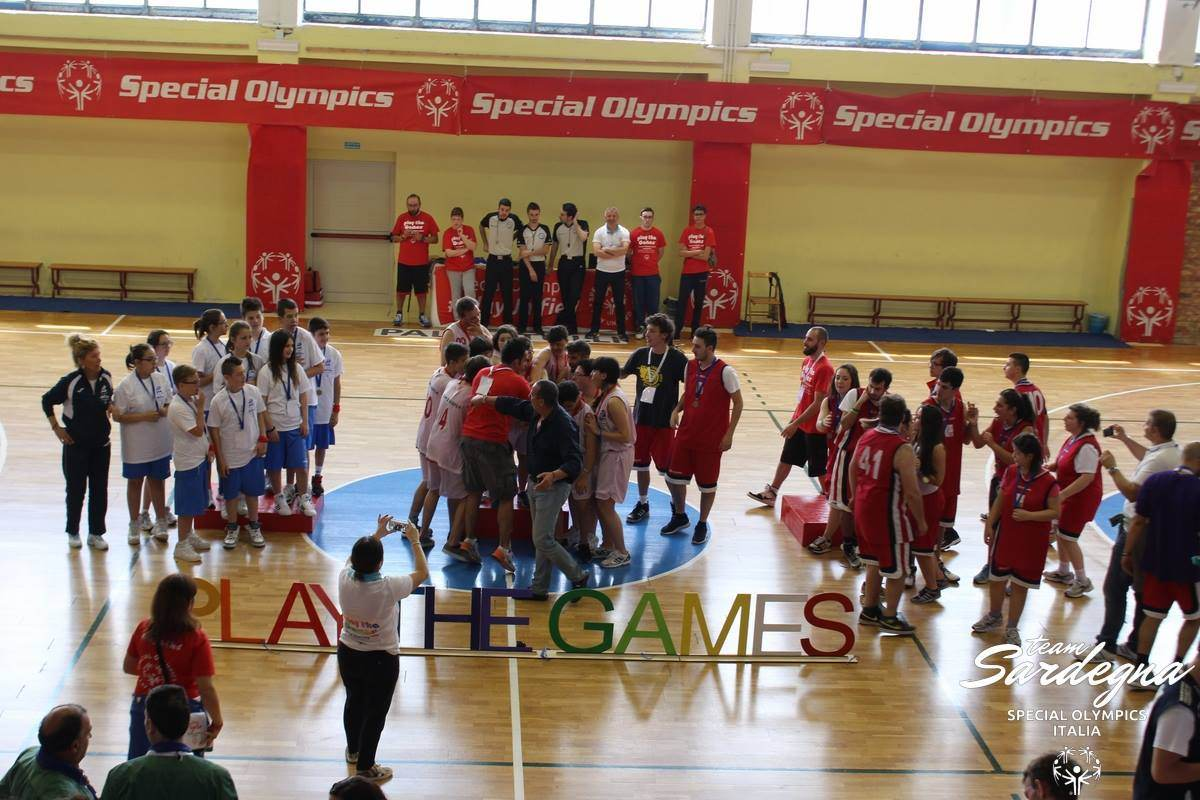 Play the games, la trasferta del team delI`C. Soprani