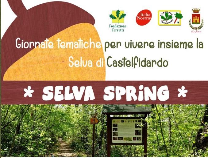Selva spring, giornate tematiche nella natura