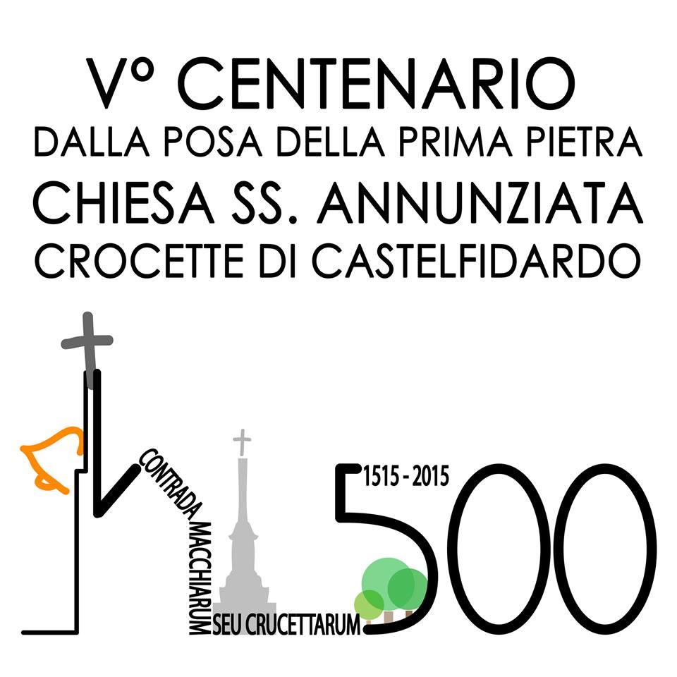 Quinto centenario della Chiesa delle Crocette