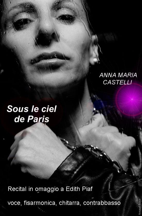 Il Premio di fisarmonica omaggia Edith Piaf