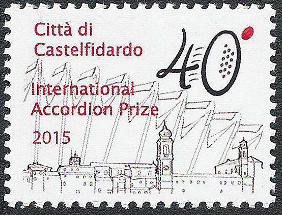 La fisarmonica nel francobollo, speciale PIF