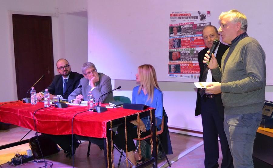 Mario Giordano e il giornalismo d`inchiesta