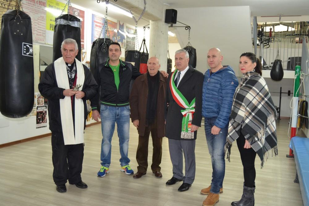 Una nuova sede per il Boxing club Castelfidardo