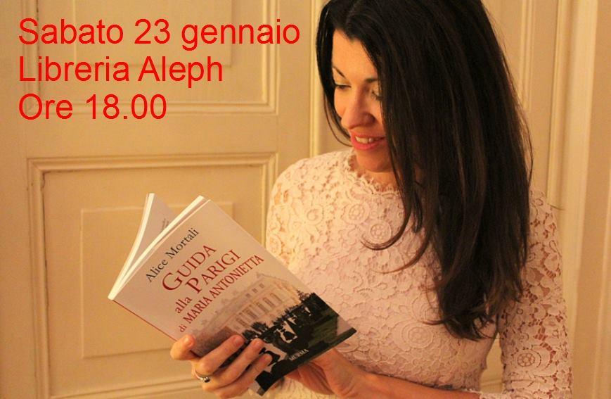 Alice Mortali presenta la Parigi di Maria Antonietta