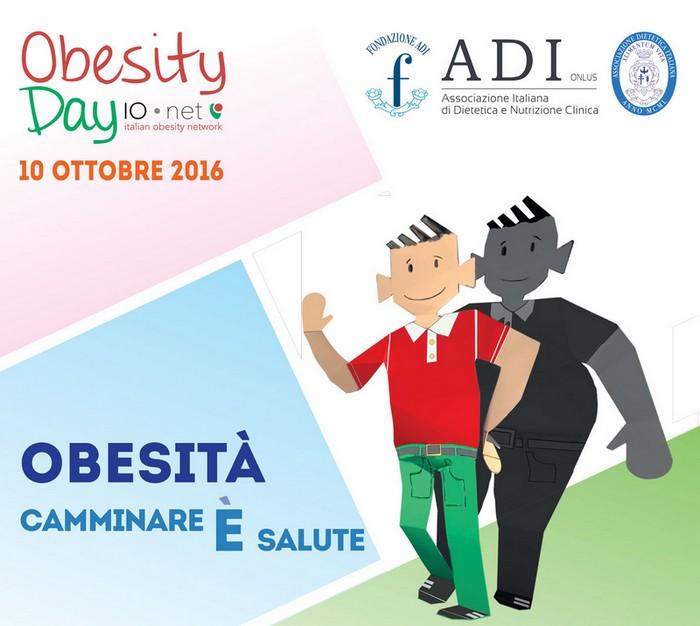Marche in salute per l`Obesity day