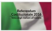 Referendum, elettori residenti all`estero iscritti Aire