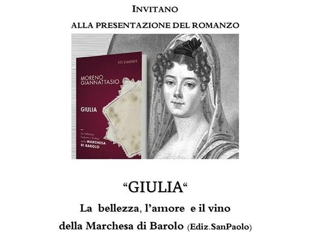 Giulia, la bellezza, l`amore e il vino della marchesa
