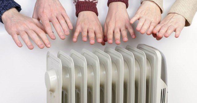 Accensione anticipata impianti riscaldamento