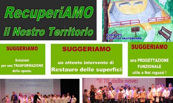 Bandiera verde Eco-schools all`I.C. Soprani