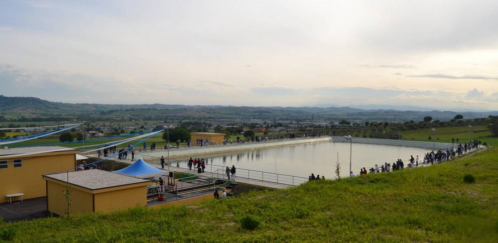 Lago della Merla, una nuova realtà di pesca sportiva