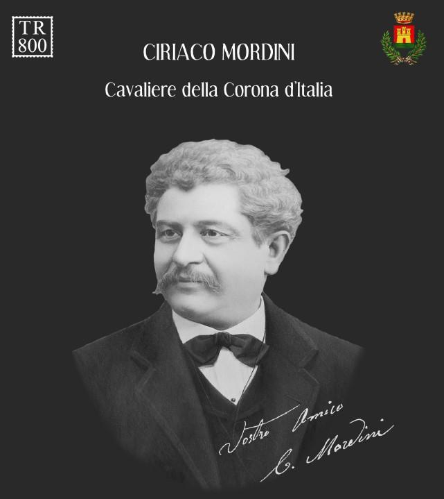Una sala-museo per Ciriaco Mordini