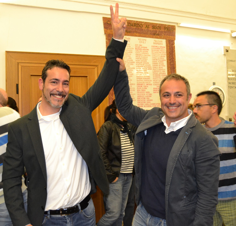 Roberto Ascani, il primo sindaco a 5 Stelle