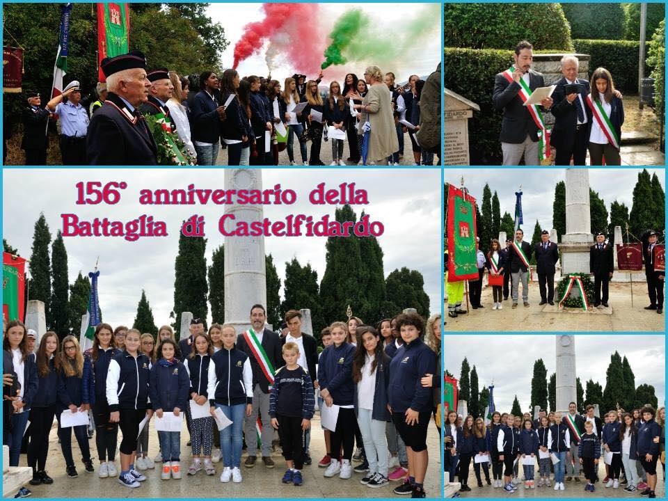 156° anniversario della Battaglia di Castelfidardo