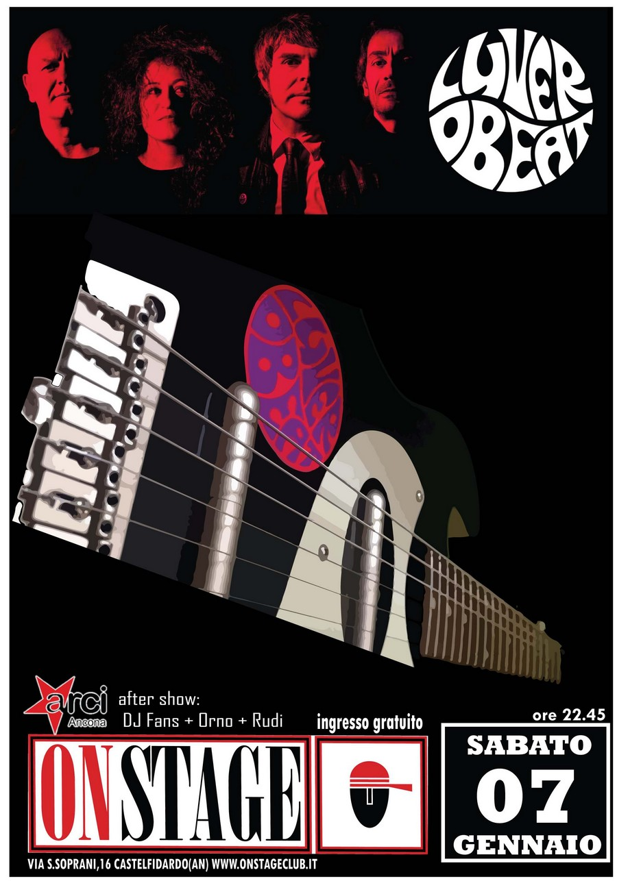 Sabato all`On Stage, Luverobeat live