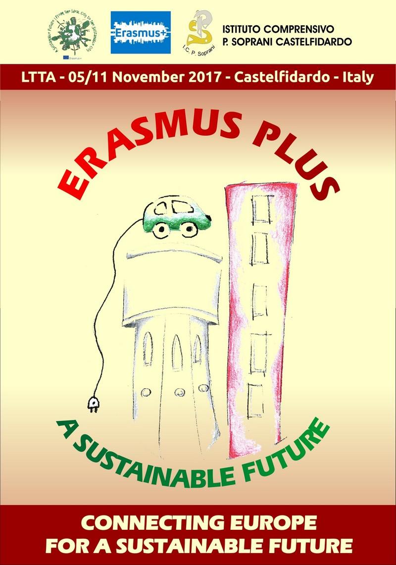 """I.C. Soprani, Progetto Erasmus+ """"A Sustainable Future"""""""