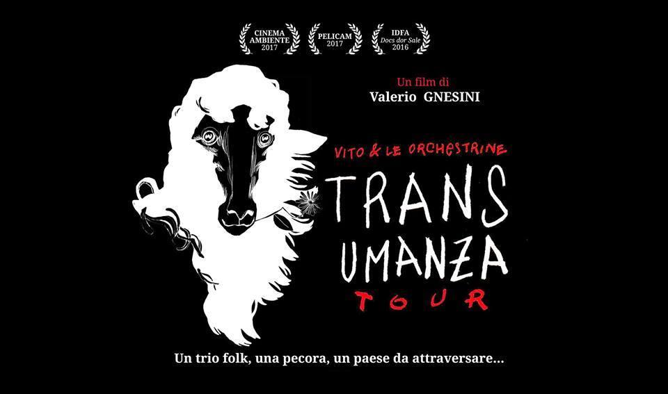 Transumanza in tour apre giovedì Cinecittà