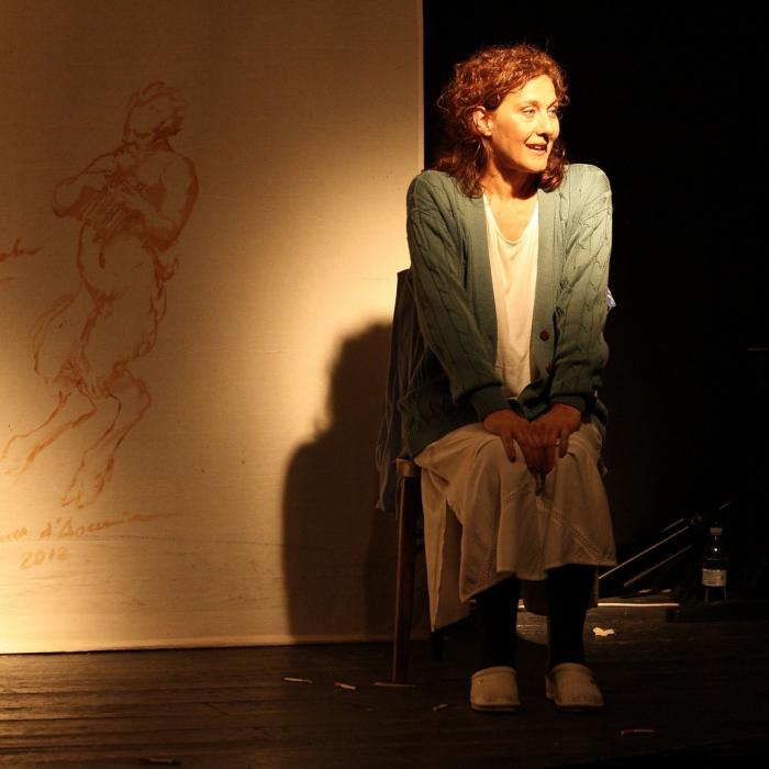 Alda Merini, i beati anni dell`innocenza