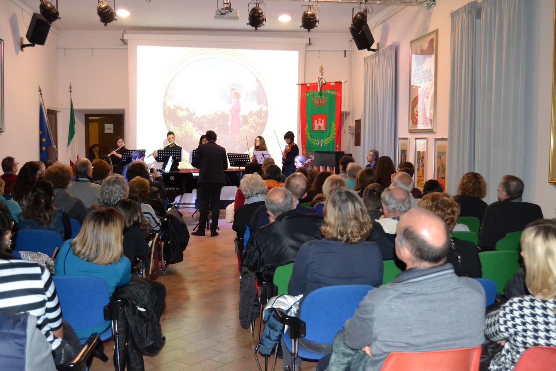 """Armonie liquide per """"I concerti del Consiglio"""""""