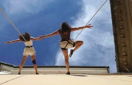 Natalfidardo, sabato c`è la danza verticale