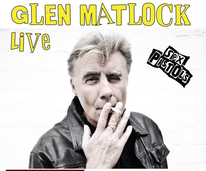 Glen Matlock (Sex Pistols), prevendite in corso