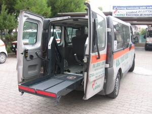 Il trasporto disabili diventa gratuito
