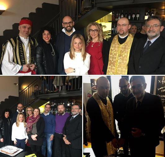 Festa della Vassilòpita ed Elezioni CEM 2017-2019