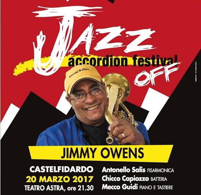Jimmy Owens & Chicco Capiozzo 4 feat Antonello Salis