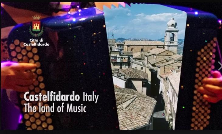 Castelfidardo, città europea della musica