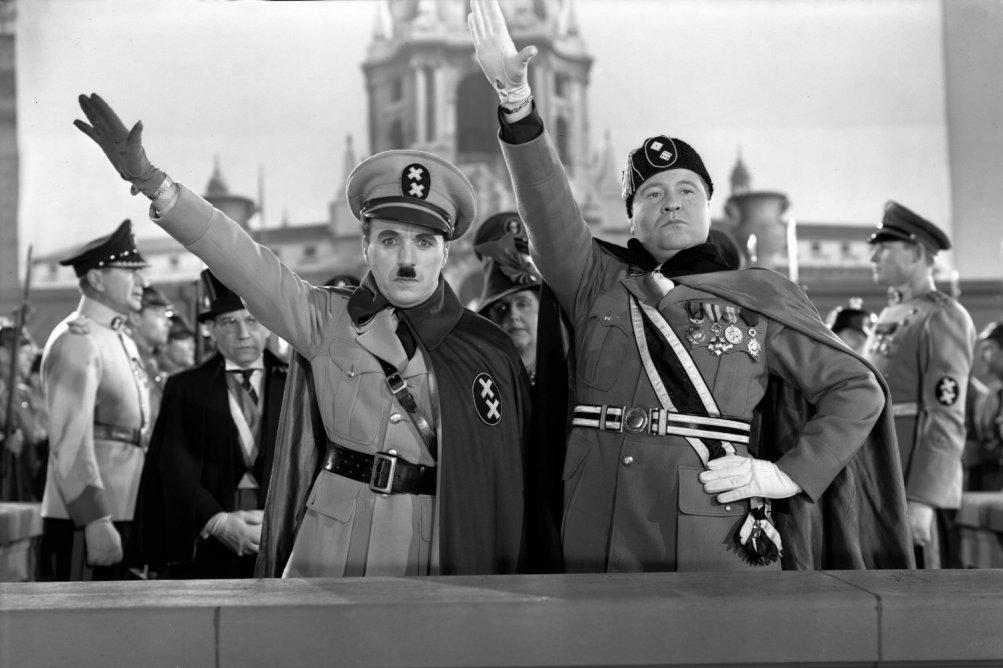 Il grande dittatore apre cineCITTA`