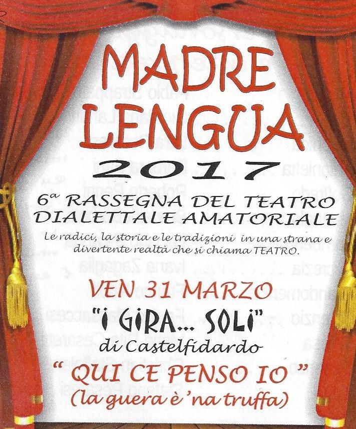 Madre Lengua, venerdì il gran finale con I Gira...Soli