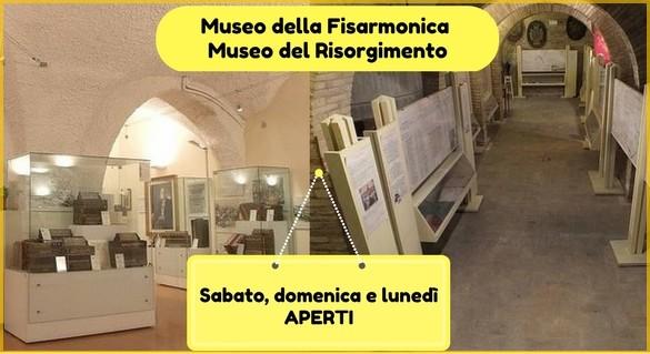 Musei aperti durante le festività Pasquali