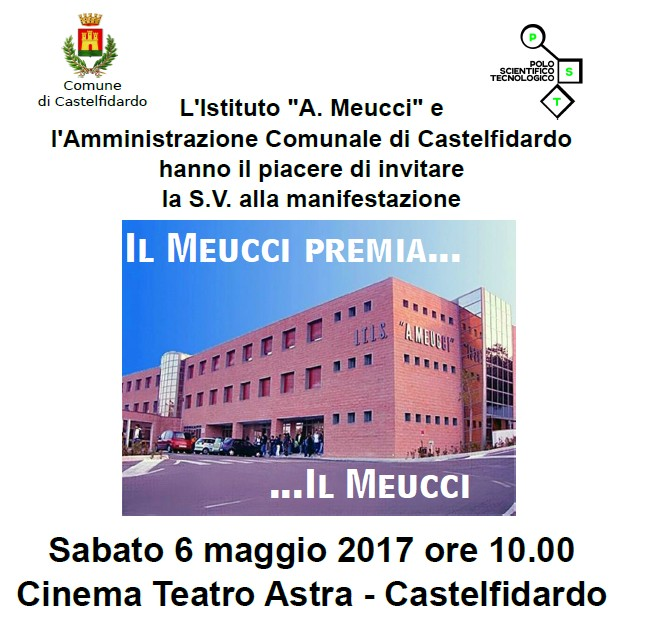 L`Istituto Meucci premia il merito