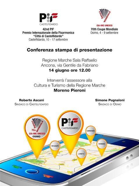 Pif 2017, presentazione in Regione