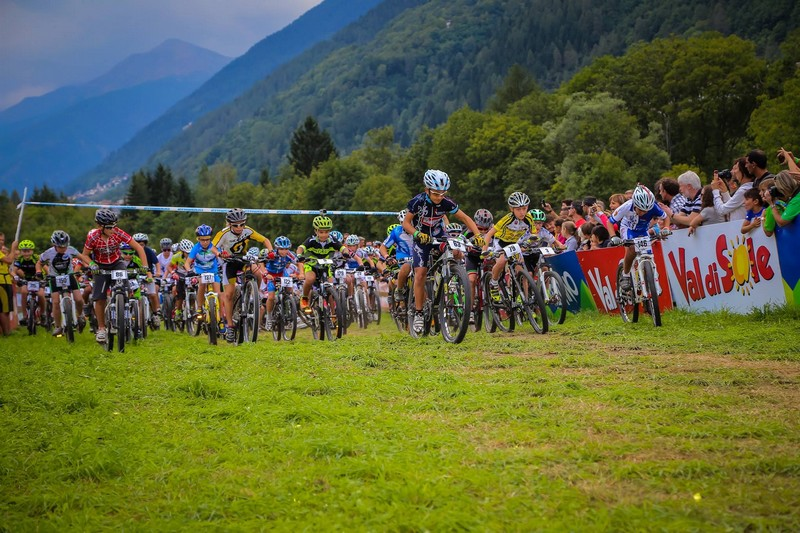 Superbike in Coppa del Mondo in Val di Sole