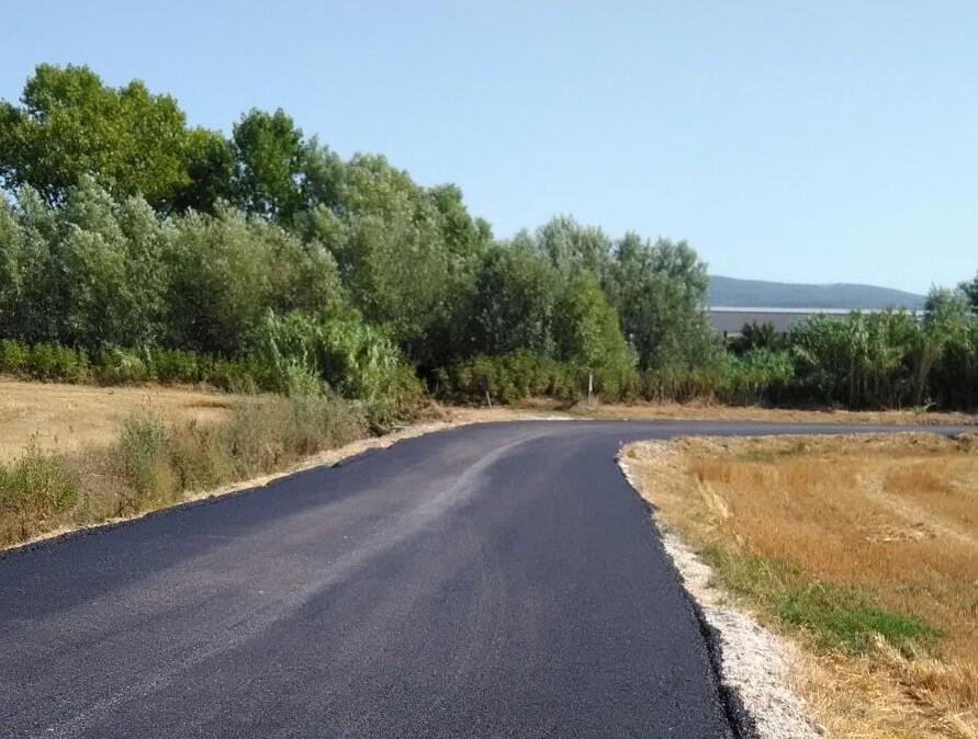 Lavori completati, via Giolitti aperta al traffico