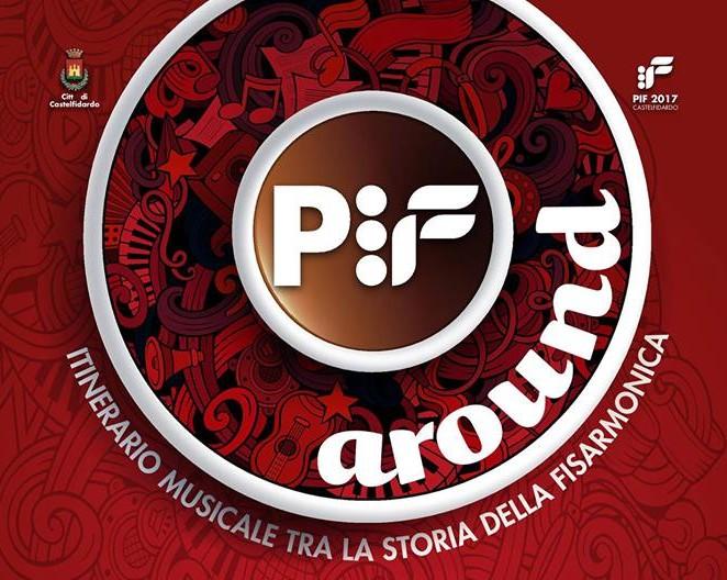 Pif around, il tour virtuoso della fisarmonica