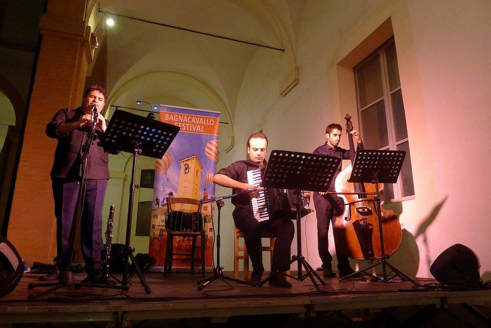 Pif around, Ispiracion trio domenica a Numana