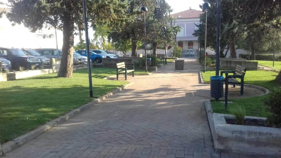 Riqualificazione area verde piazza Sant`Agostino