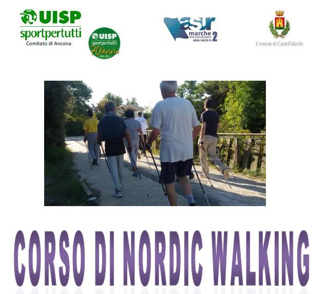 Nordic walking, corso di sei lezioni con l`Uisp