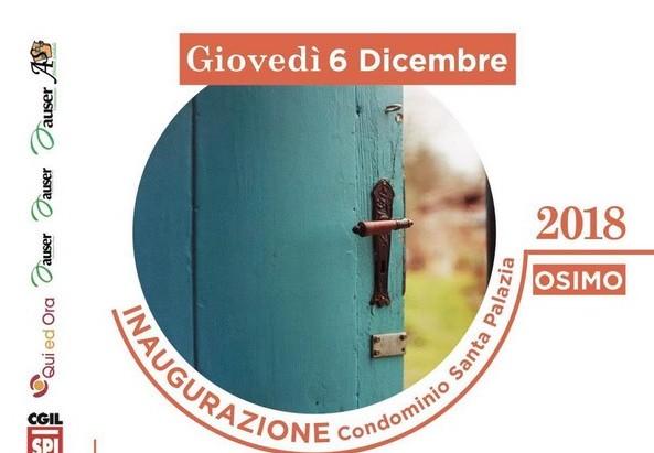 Osimo, condominio Solidale di Santa Palazia