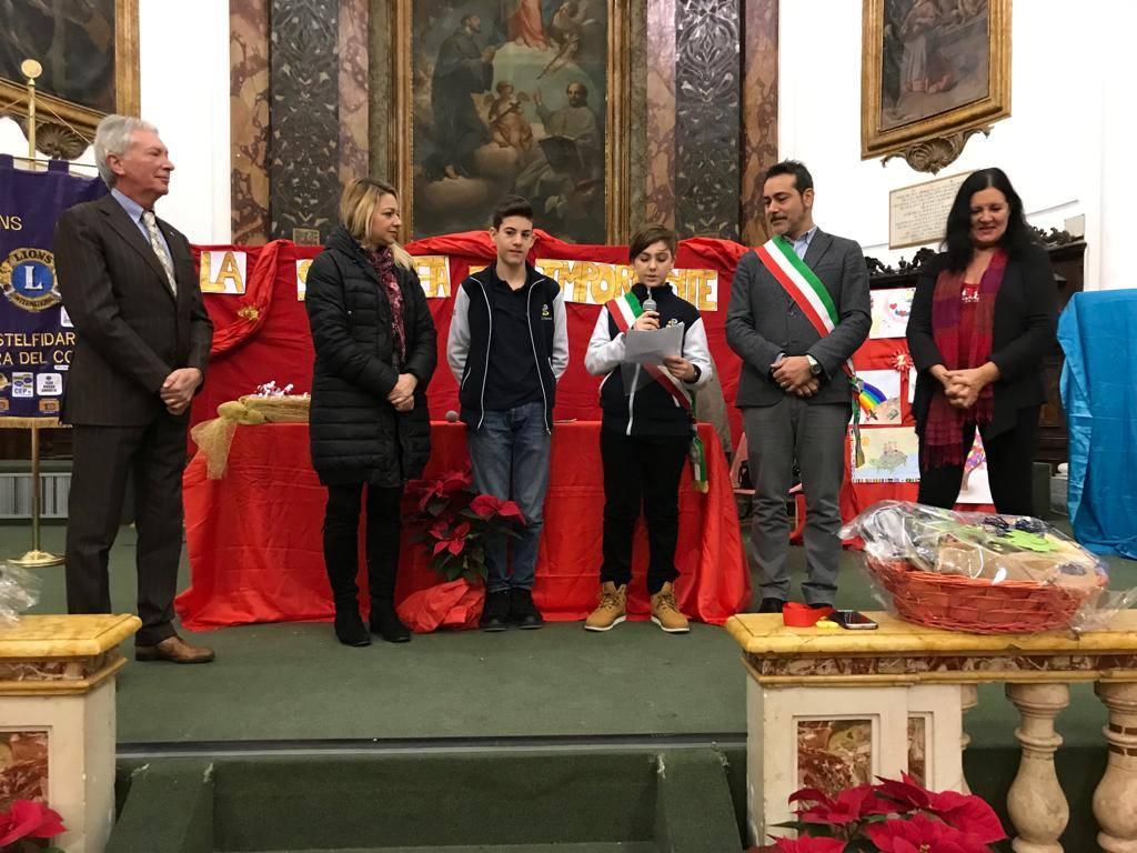 Ivan Junior Cattaneo Esposito è il nuovo mini-sindaco