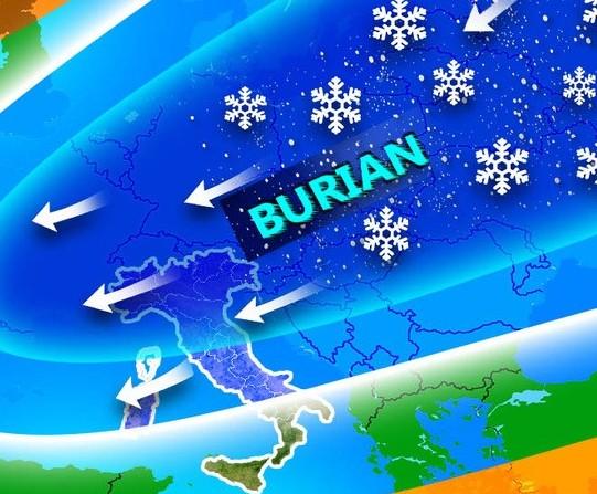 Avviso ritiro differenziata in caso di neve